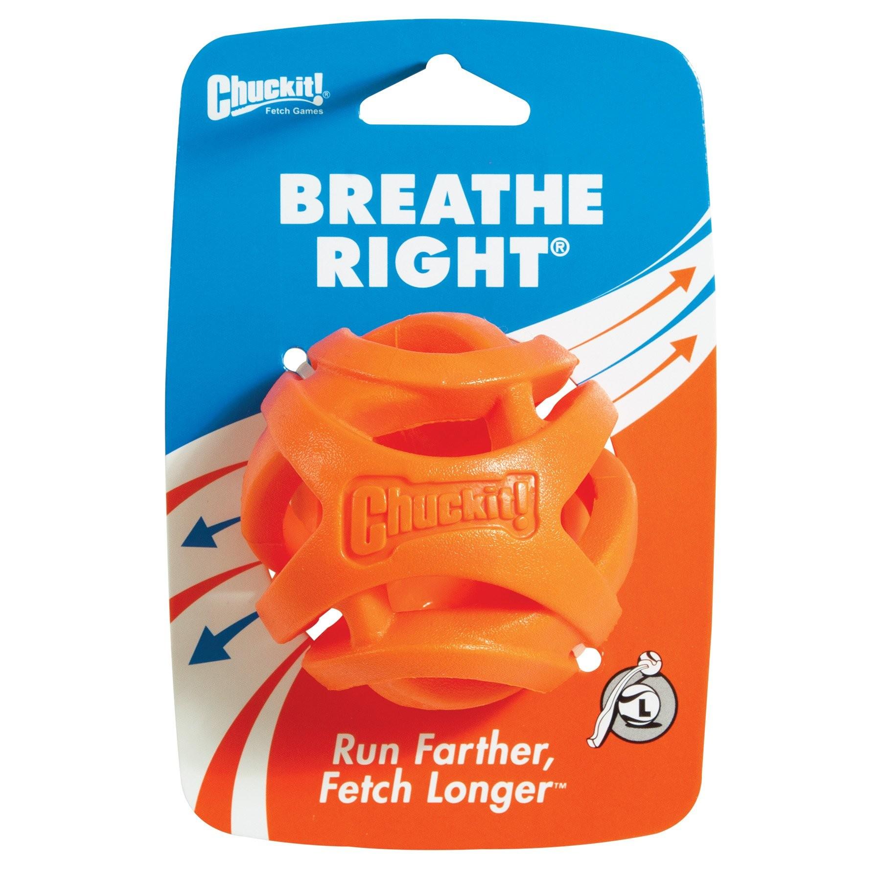Chuckt Breathe Right Ball