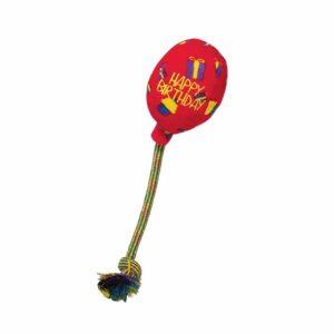 Plysballon til hunden som har alt.