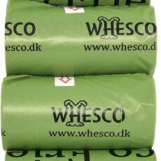 Whesco Eco Venlig Høm Høm poser 4 x 15 22 x 33 cm