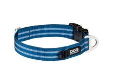 Urban Style™ halsbåndet fra DOG Copenhagen er et let anvendeligt hverdagshalsbånd lavet af blød og slidstærk nylon webbing med effektiv 3M™ refleks