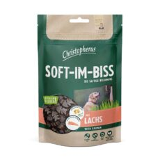 Christopherus Soft-Im-Biss, Laks 125g.