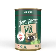 Christopherus Fleischmix Vildt HundeGodbid